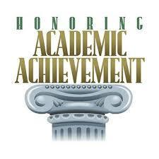 Academic Honors Are Awarded